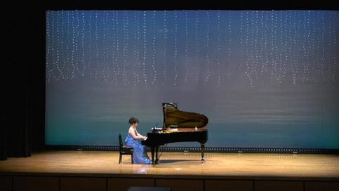 自分と向き合うピアノ