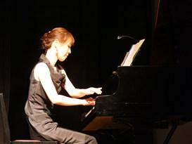 ピアノソロにチャレンジ