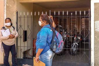 Controle de Vetores pede que moradores facilitem acesso de agentes nas residências