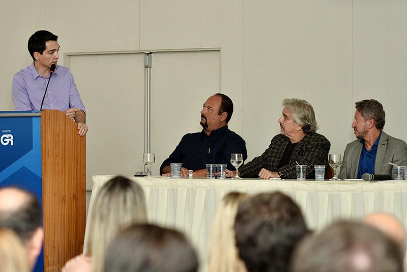 Guilherme Ávila destacou a importância dos investimentos no turismo em Barretos. (Foto: Aquino José)
