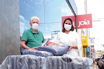 Grupo Jóia e Minerva realizam doações ao Fundo Social de Solidariedade de Barretos