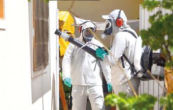 Saúde orienta população a procurar atendimento devido a epidemia de dengue