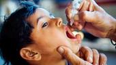Baixa vacinação contra pólio em Barretos preocupa Rotary