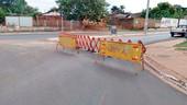 Trecho da Avenida Ibirapuera está interditado para obras de melhoria