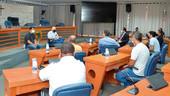 Câmara realiza reunião com empresa de transporte público e trabalhadores