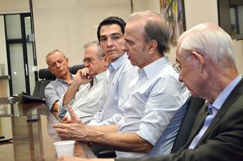 Prefeitura e Fundação Pio XII buscam solução definitiva para problemas financeiros da Santa Casa