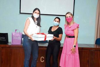 ACIB entrega prêmios do Dia Internacional das Mulheres