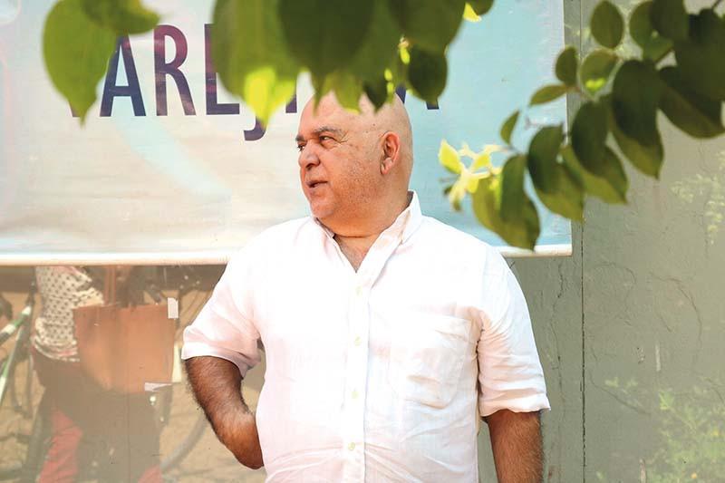 José Renato Pereira foi jornalista por 35 anos.  (Texto e foto: Igor Sorente)