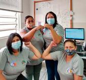 Unidades de saúde de Barretos recebem projeto de humanização durante a pandemia