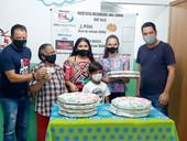 Instituto Pró Família recebe doações de empresário