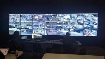 Monitoramento de vídeo vai garantir segurança de 900 mil visitantes