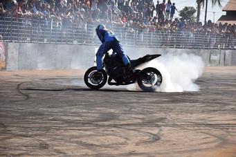 Rock nacional e acrobacias marcam a programação da 17ª edição do Barretos Motorcycles