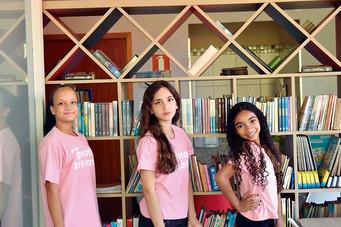 Câmara vai homenagear jovens do Projeto Garotas Brilhantes