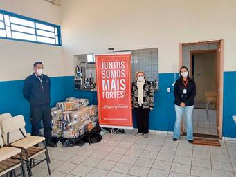 Minerva Foods ajuda famílias através do Instituto O Amor