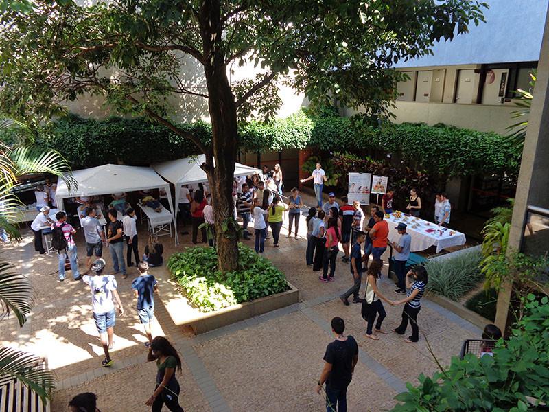 Em Barretos o evento será realizado na área de convivência do Senac