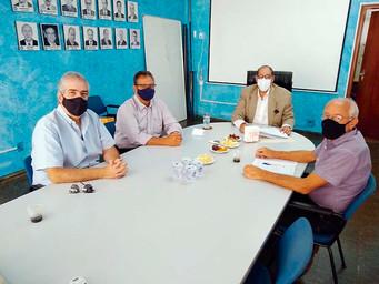 Secretarias e SAAE Barretos organizam a nova Política Municipal de Resíduos Sólidos