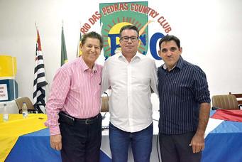 Wander Coronato é eleito presidente do conselho do Rio das Pedras