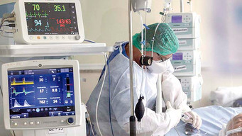 Estado alerta Barretos e Bebedouro por capacidade hospitalar acima de 80%