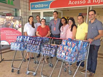 Rotary faz neste sábado a campanha Páscoa Solidária