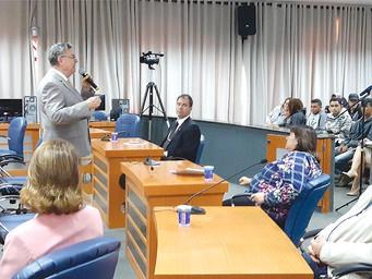 Barretos recebeu audiência pública do Governo do Estado