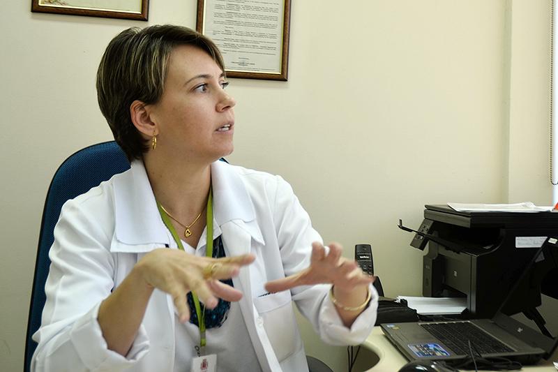 Alessandra Andrade coordena o centro