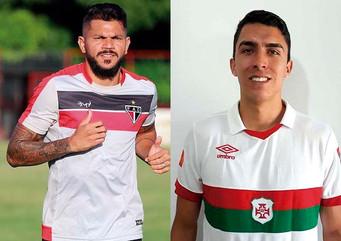 Barretos EC anuncia goleiro e jogador