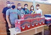 Fundo Social de Solidariedade recebe doações da Rede Drogadada