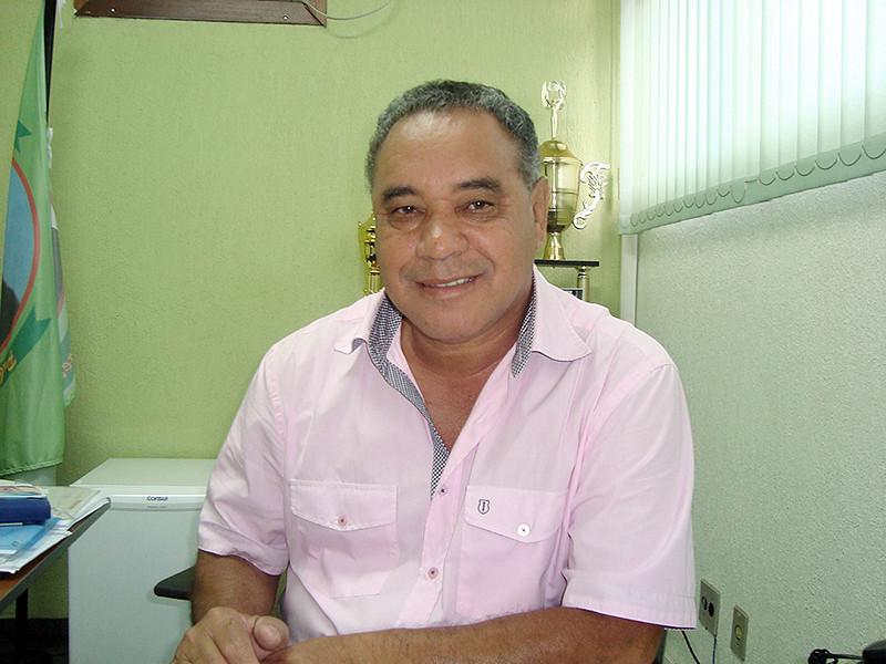 O presidente do Sindicato dos Servidores Municipais de Barretos, João Mulata