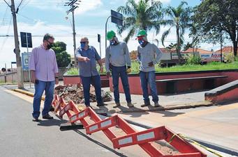 Empresa promove reparos no Terminal Rodoviário
