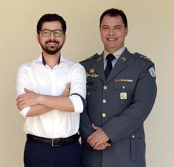 PSD lança candidatura de Raphael Dutra e Coronel Valdeci