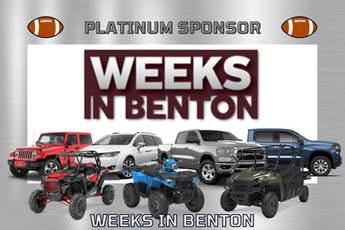 Weeks Platinum Sponsor