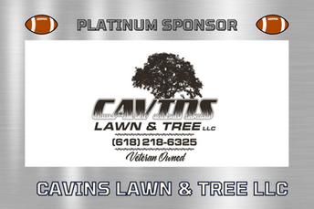 Cavins Platinum Sponsor 2021