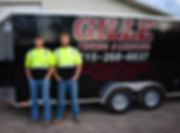Gille Trucking and Excavating, Dennis Gille, Brian Gille