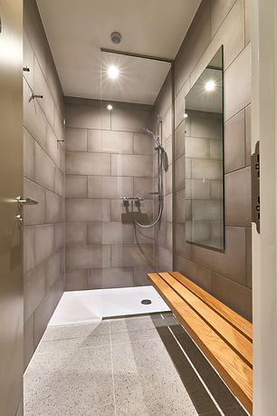 Shower Cubilce