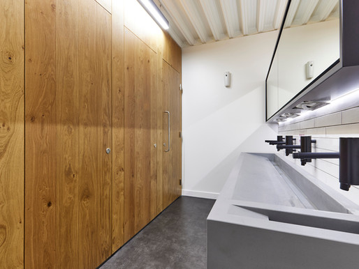Architects Journal Award Wining Office Project