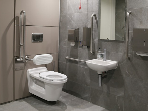 Specifying Compliant Washrooms: a guide to our new CPD course.