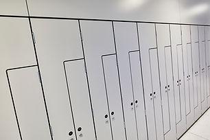 Lockers & Benching