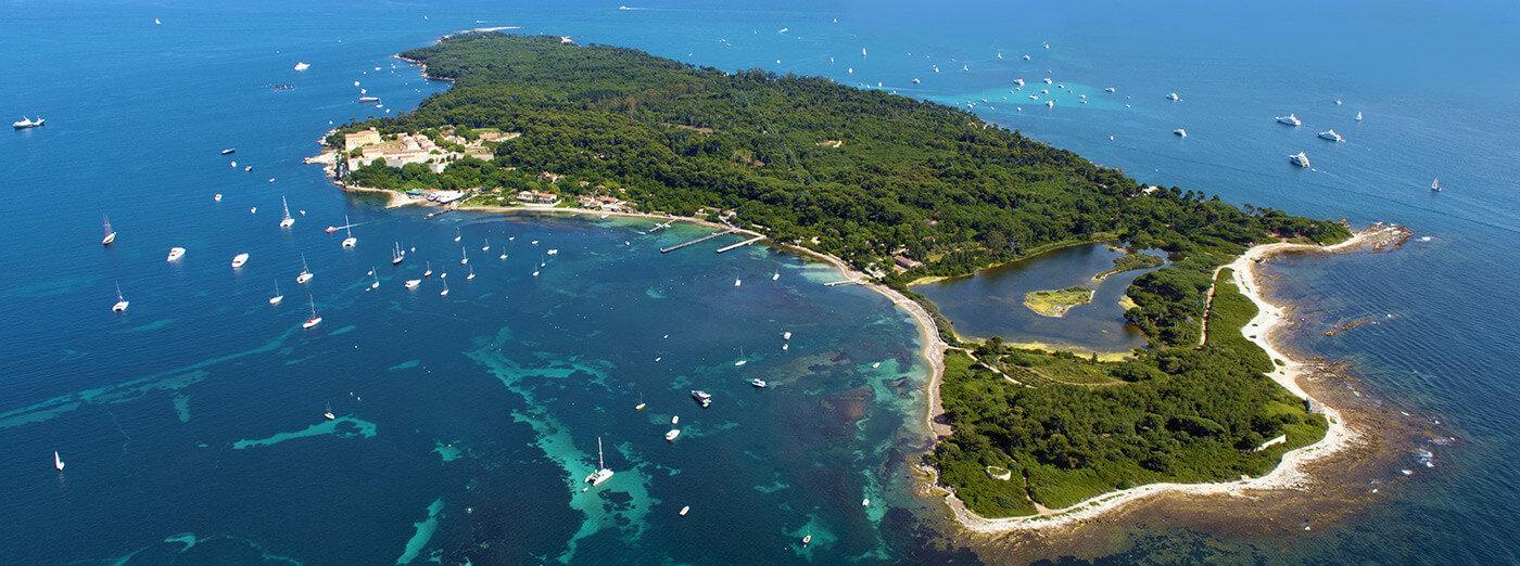 Bateaux Îles de Lérins