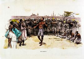 DAYS OFF IN CONGO SQUARE