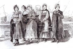 CASKET GIRLS