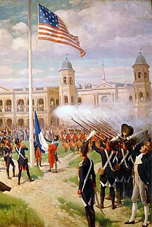 DECEMBER 20TH, 1803 - LOUISIANA BECOMES AN AMERICAN TERRITORY