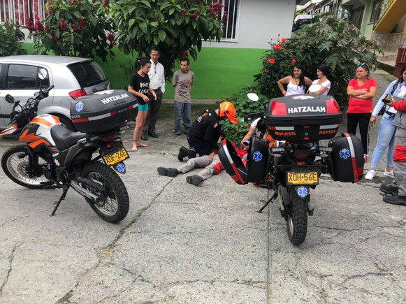 hatzalah ambucyckles