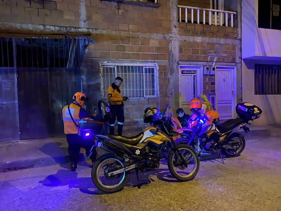 hatzalah rescue