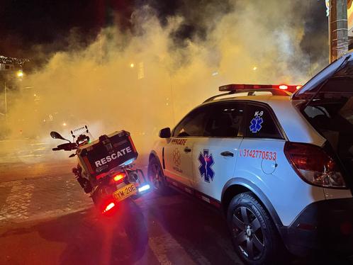 riot and tactical EMT