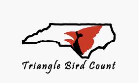 Triangle Bird Count Logo