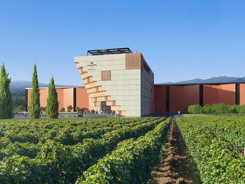 Askaneli Winery in Kvareli