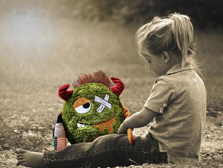 Les dommages à long terme des traumas de l'enfance
