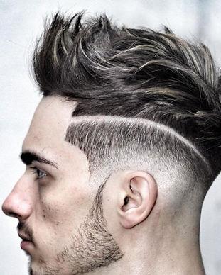 coupe-cheveux-homme-dégradé-trait-underc
