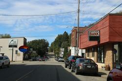 Maiden Rock Main Street