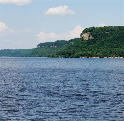 Maiden Rock Lake Pepin